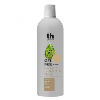 th gel corporal avena y trigo 750 ml